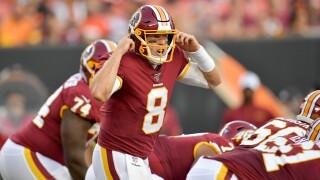 Case Keenum named Redskins' startingquarterback