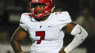 Ohio State showing interest in Fairfield defensive lineman Malik Vann
