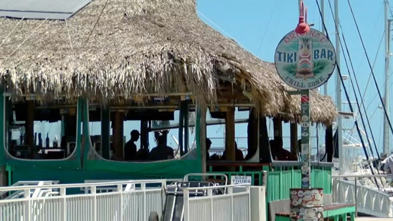 Ft Pierce Bar Entertainment 2020 Christmas Eve Fort Pierce's Original Tiki Bar closing later this month