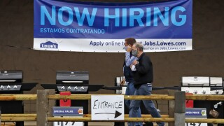 Lowe's to hire 20,000 workers in U.S. stores before upcoming holiday season
