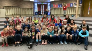 Lewis Palmer Elementary 4th grade