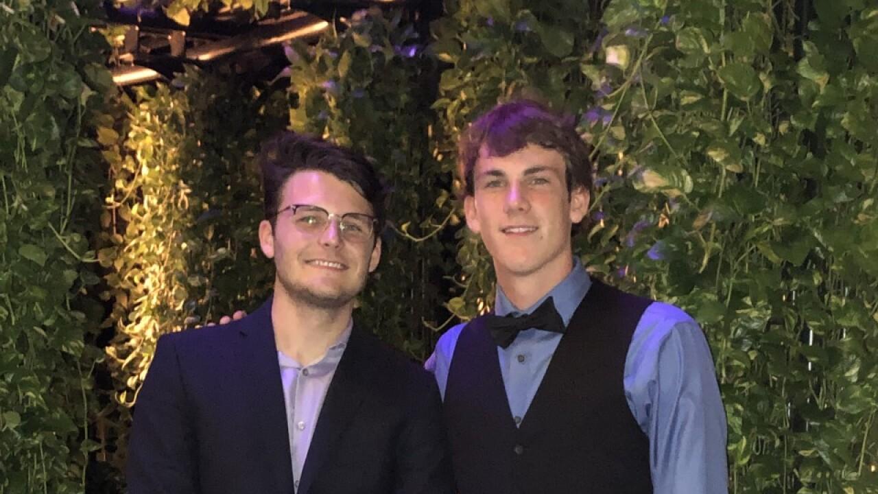 Dean Froyen, James Madison University and Joel Froyen, Tabb High School.jpg