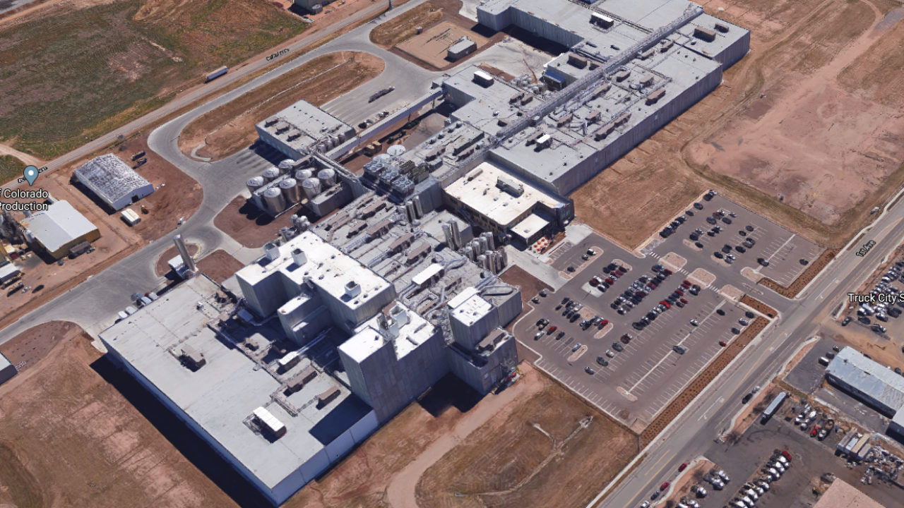 Two Men 25 And 47 Die In Incident At Greeley Manufacturing Plant