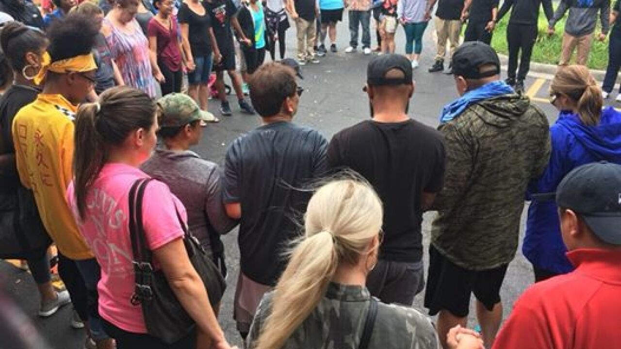 Search party gathers to help find missing Virginia Beachwoman
