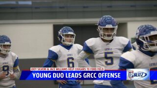 Williams, Silveri lead Catholic Central's high-powered offense to Ford Field