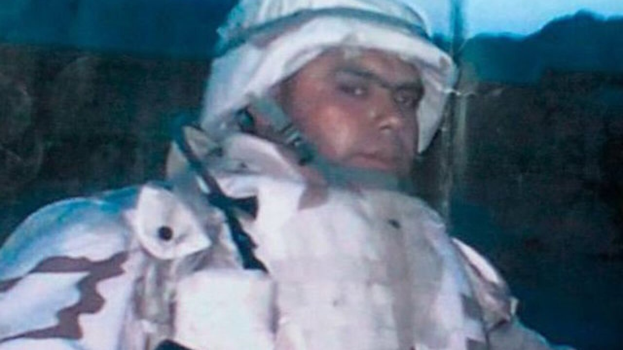 US Army veteran who served two tours in Afghanistan has been deported to Mexico