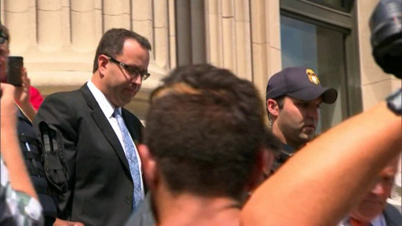 Jared Fogle agrees to pay out $1.4 million total to 14victims
