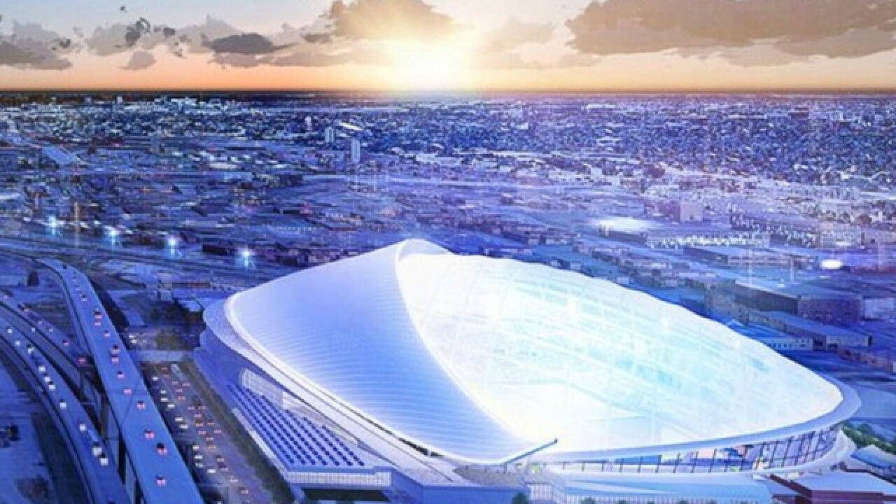 Rays to unveil new ballpark design plans