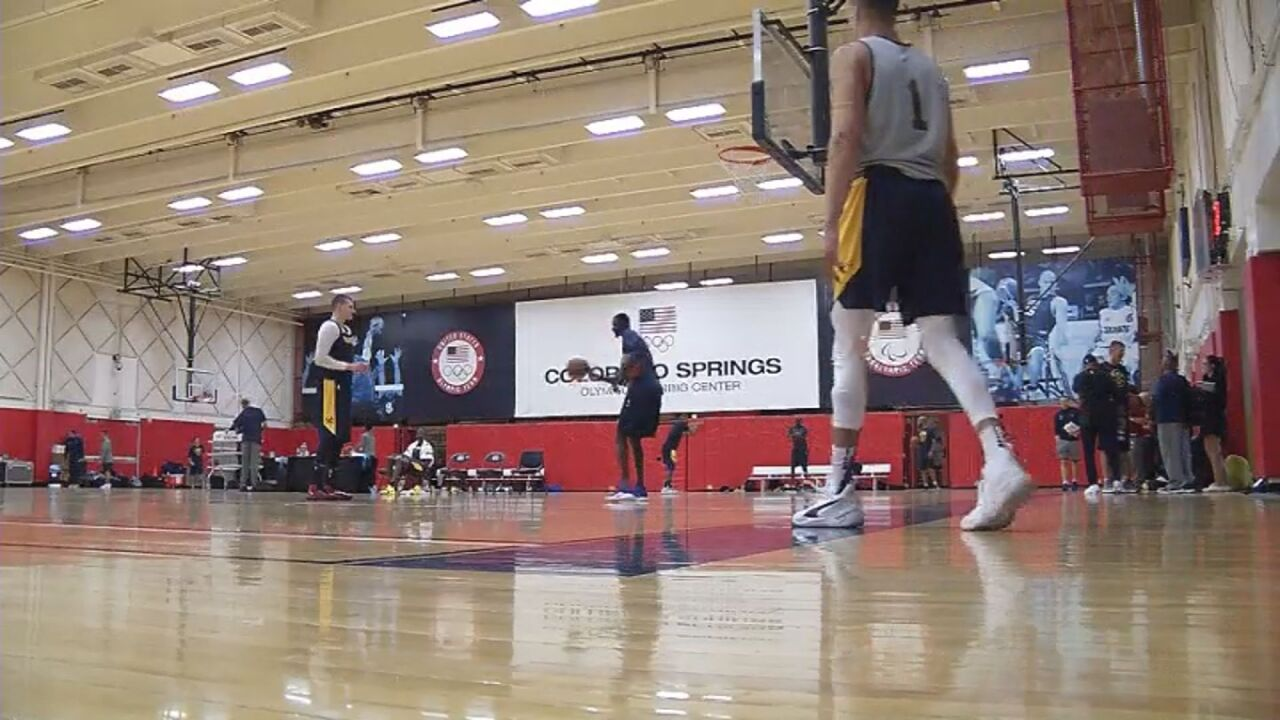 Nuggets Training Camp Day 1