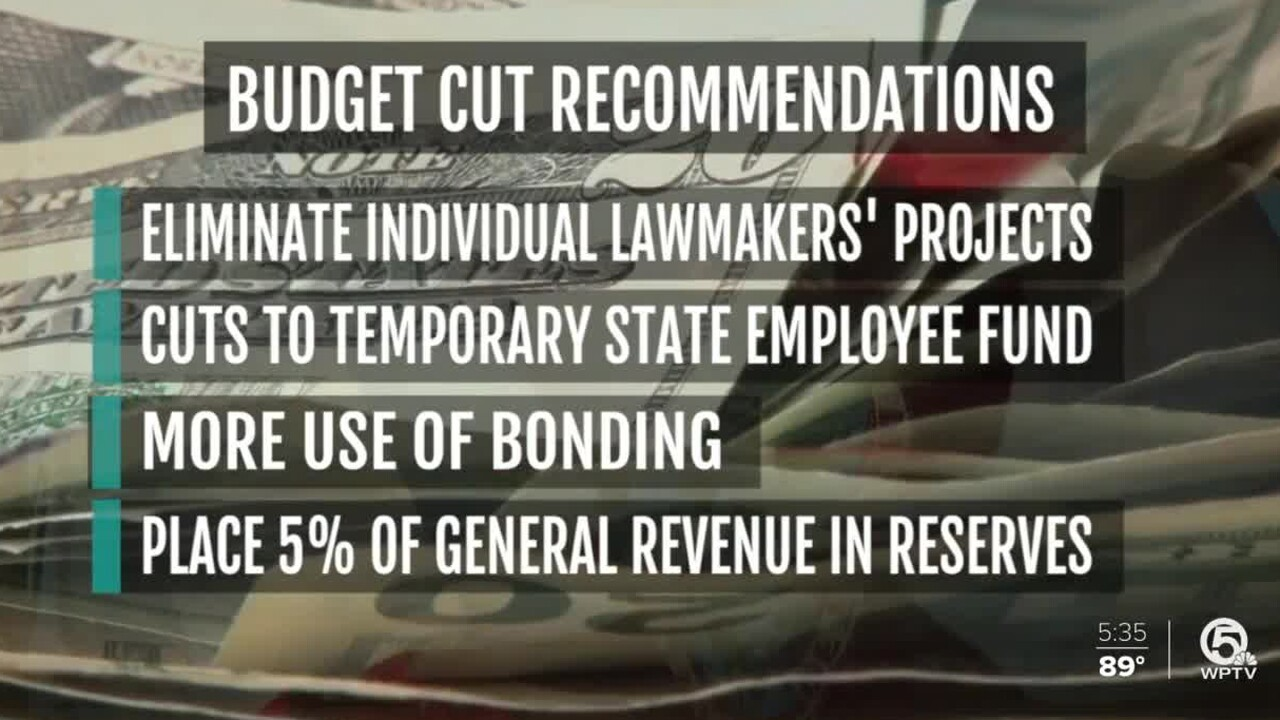 Florida's budget now more than a billion below expected revenue due to COVID-19