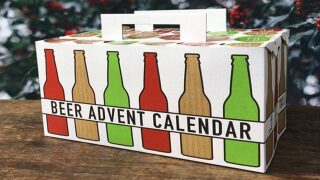 Count Down The Days 'Til Christmas With A Beer Advent Calendar