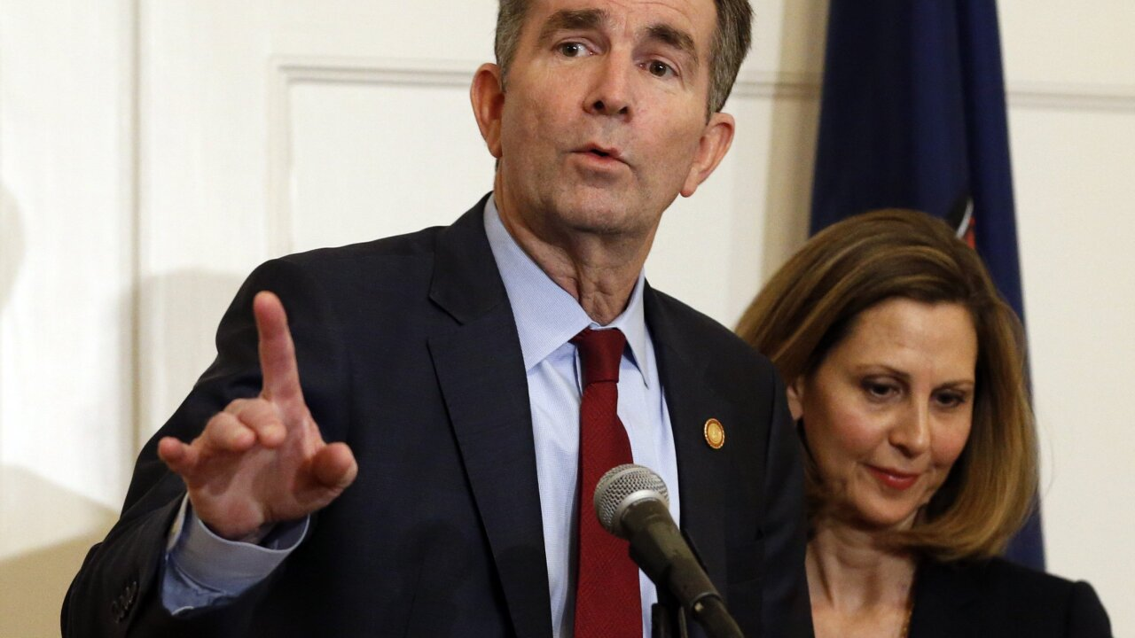 Other racist photos found in Northam's medical school yearbook