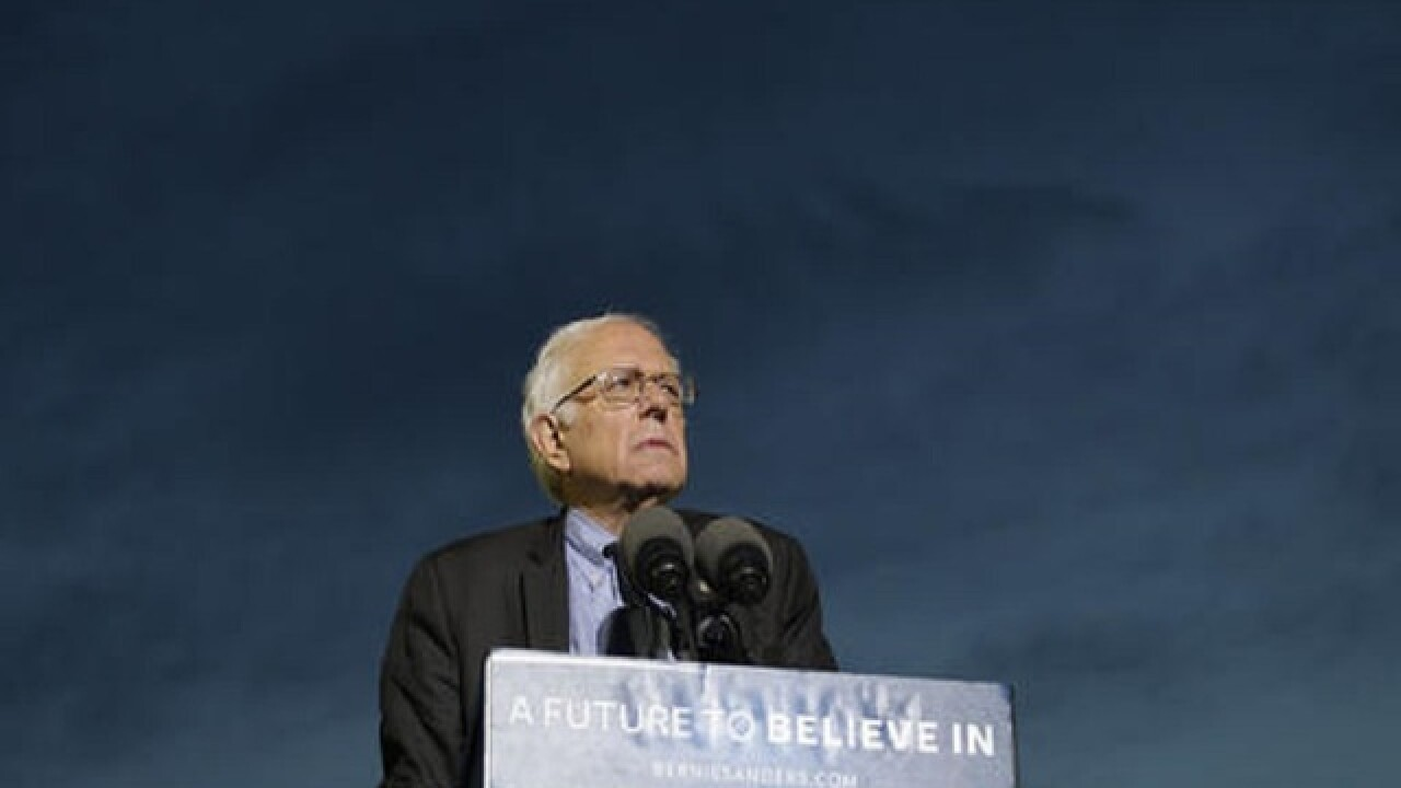 Sanders: If I win N.Y., I'lll win White House