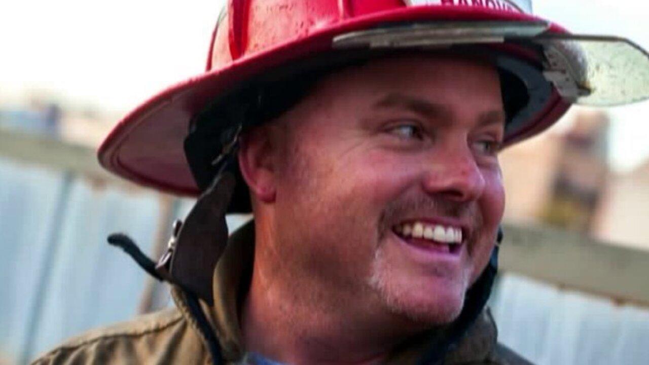 Crowd mourns fallen Hanover firefighter at emotional memorialservice