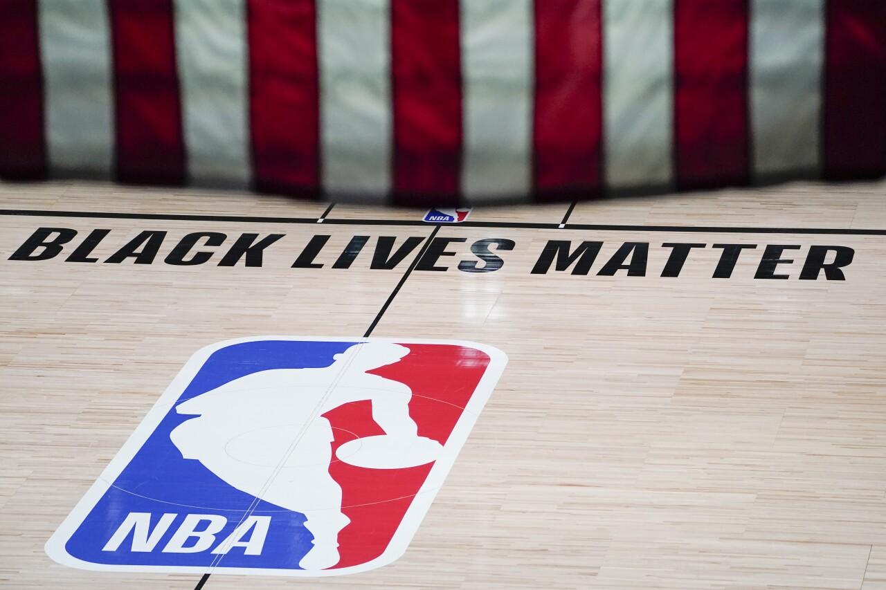 Racial Injustice NBA Basketball