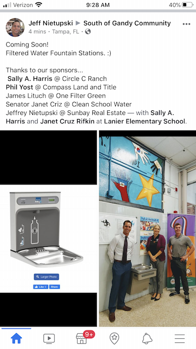Lanier Elementary in Tampa
