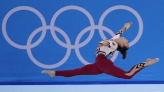 Tokyo Olympics Artistic Gymnastics