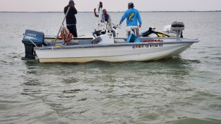Coast Guard, partner agencies search for missing boater near Port Isabel, Texas