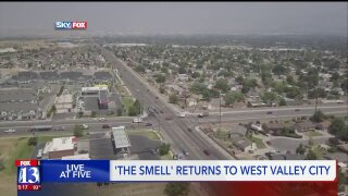 West Valley City braces for another summer of 'The Smell'