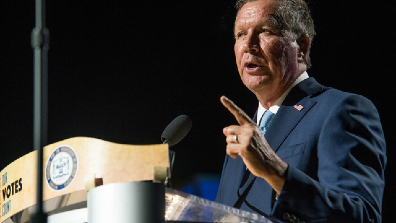 Gov. Kasich OKs 20-week abortion ban, nixes stricter 6-week heartbeat bill