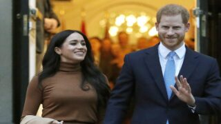 Prince Harry And Meghan Markle Posed For Their First Magazine Cover, Time's 'Most Influential' Issue