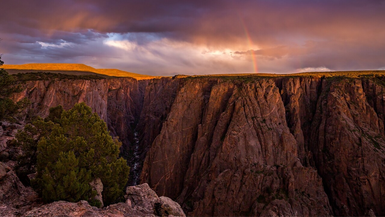 Black Canyon of the Gunnison by Randy Langstraat.jpg