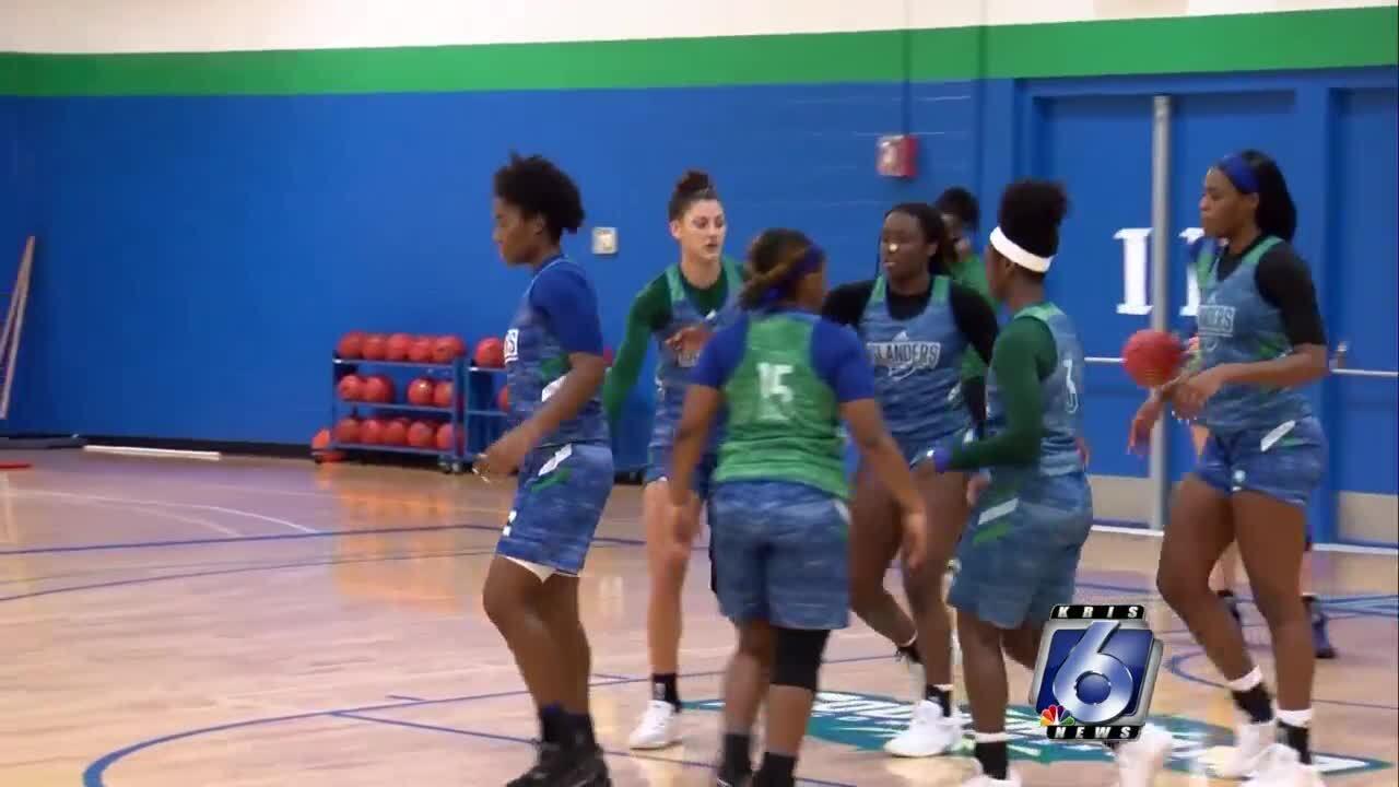 Texas A&M-Corpus Christi women's basketball team