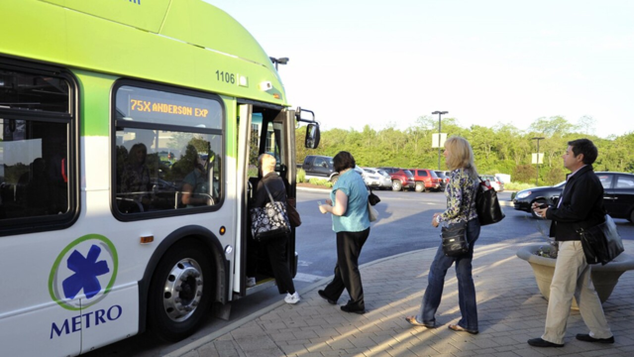 Study: Bus-accessible jobs growing in Tri-State