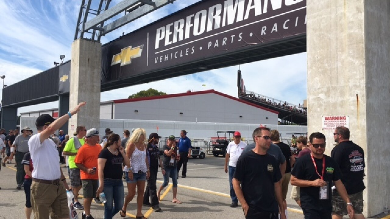 PHOTOS:NHRA Chevrolet Performance U.S. Nationals