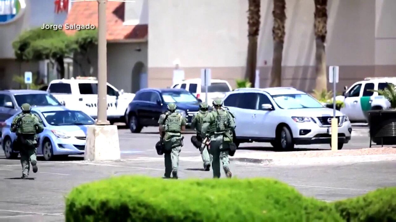 El Paso mall shooting: 20 killed, 26 injured; suspectarrested