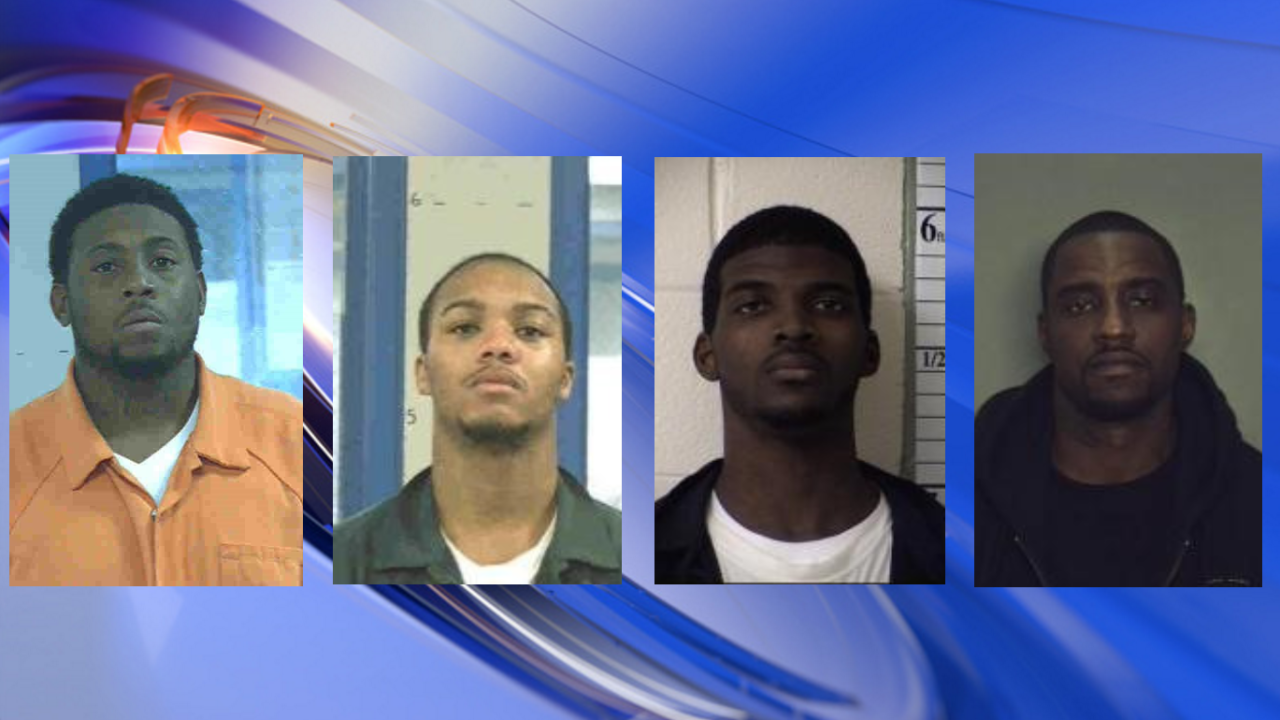 Hampton Roads gang members indicted for 5 murders, 4 attemptedmurders