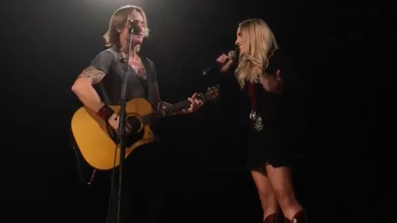 Keith Urban Delivers Unforgettable Experience At Nashville Show