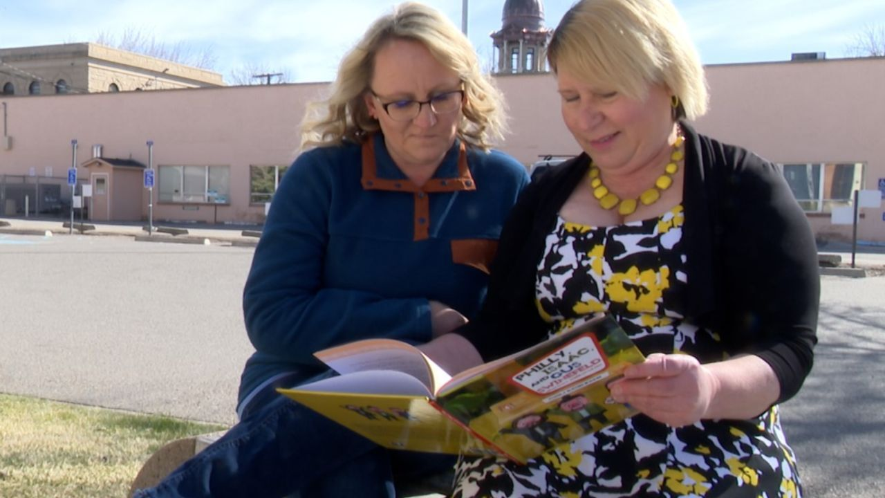 Children's book by Great Falls woman aims to help families coping with loss