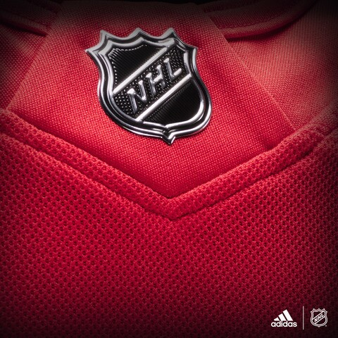 Photo gallery: Detroit Red Wings unveil new jerseys