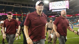 After meeting with Baylor, Hokies head football coach Justin Fuente to remain at Virginia Tech