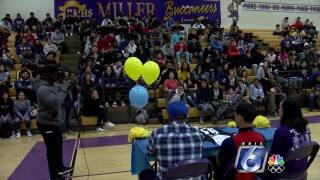 Miller Signing Day