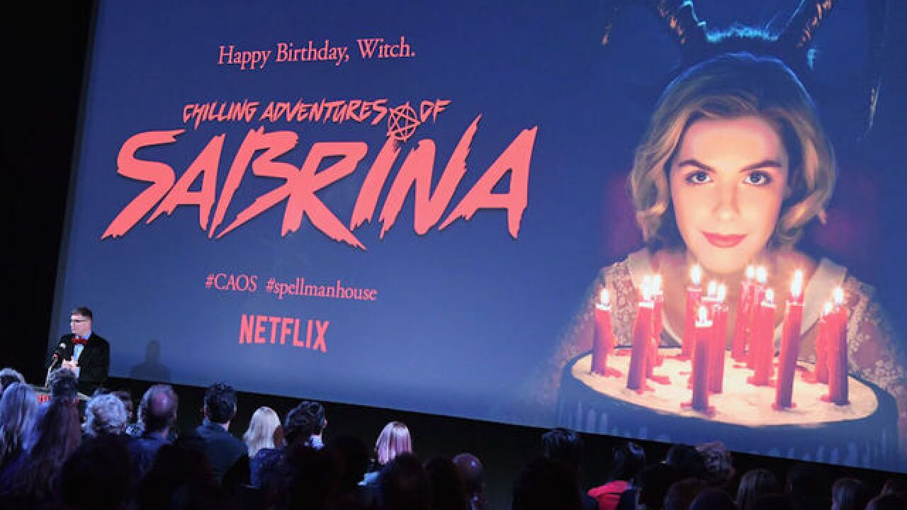 Why the Satanic Temple is taking 'legal action' against Netflix and its 'Sabrina' reboot