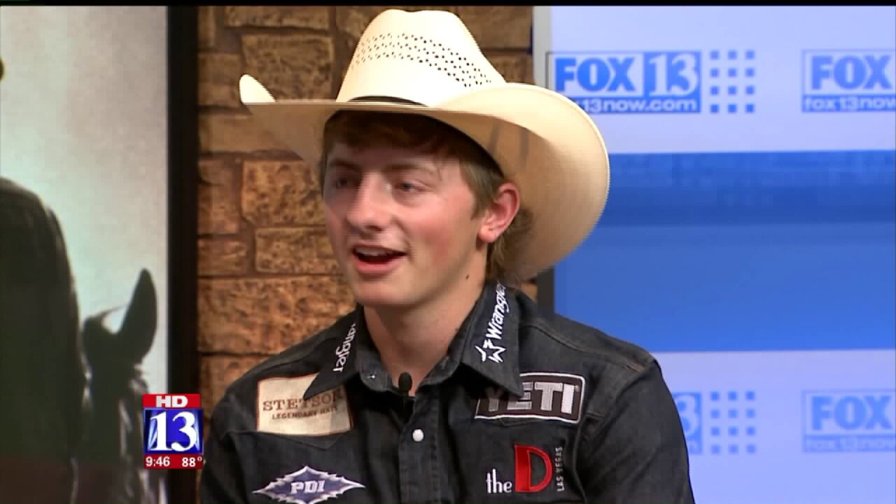 3 Questions with Bob Evans: Rusty on the Wright rodeolegacy