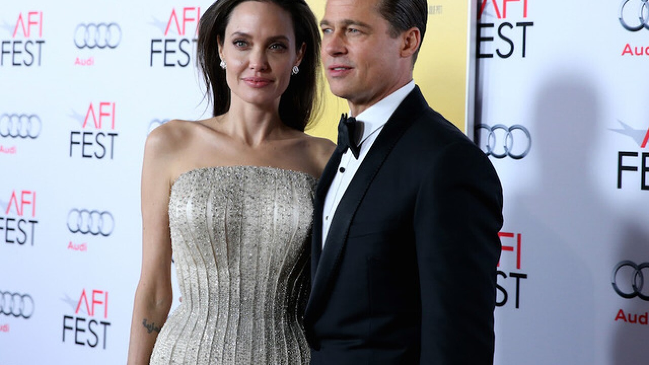 Angelina Jolie seeks to divorce Brad Pitt