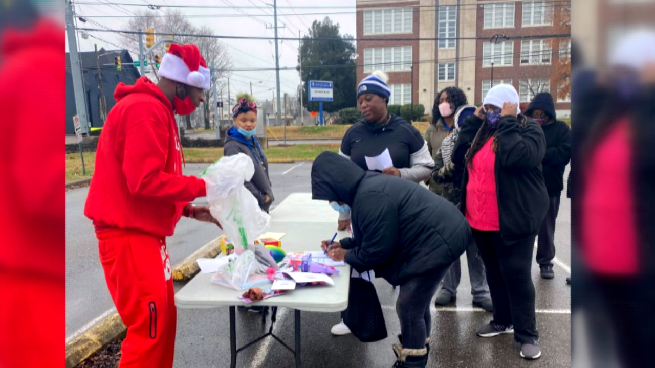Christmas toy drive aims to give back in honor of Daniel Hambrick