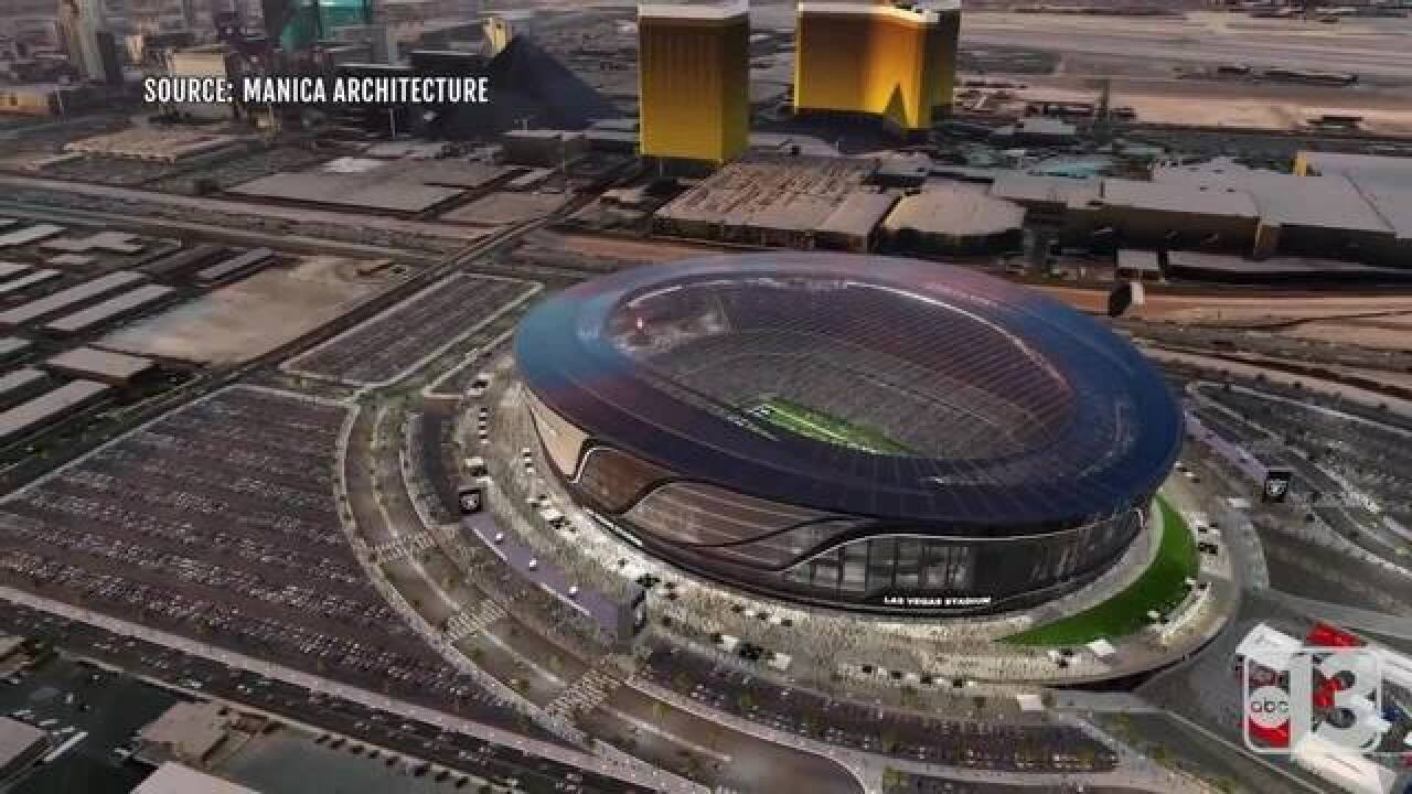 Raiders Vegas Stadium lease heads to NFL owners