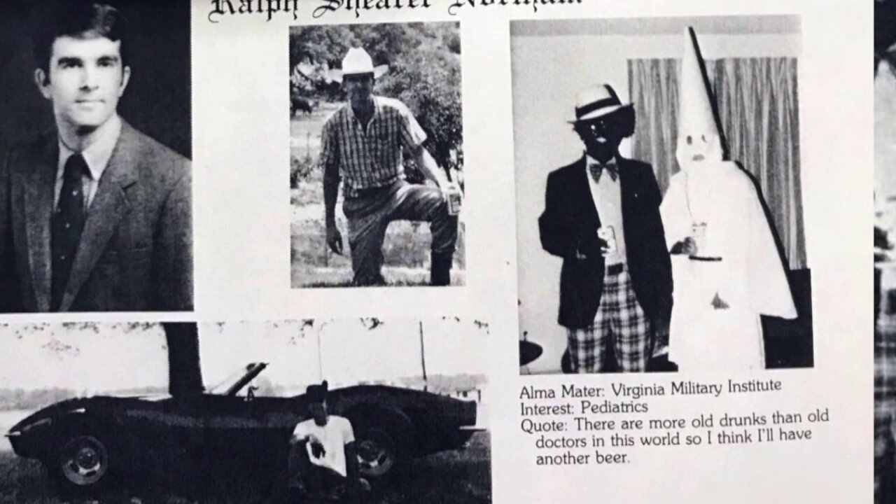 Gov. Northam's Yearbook Scandal: A timeline of events