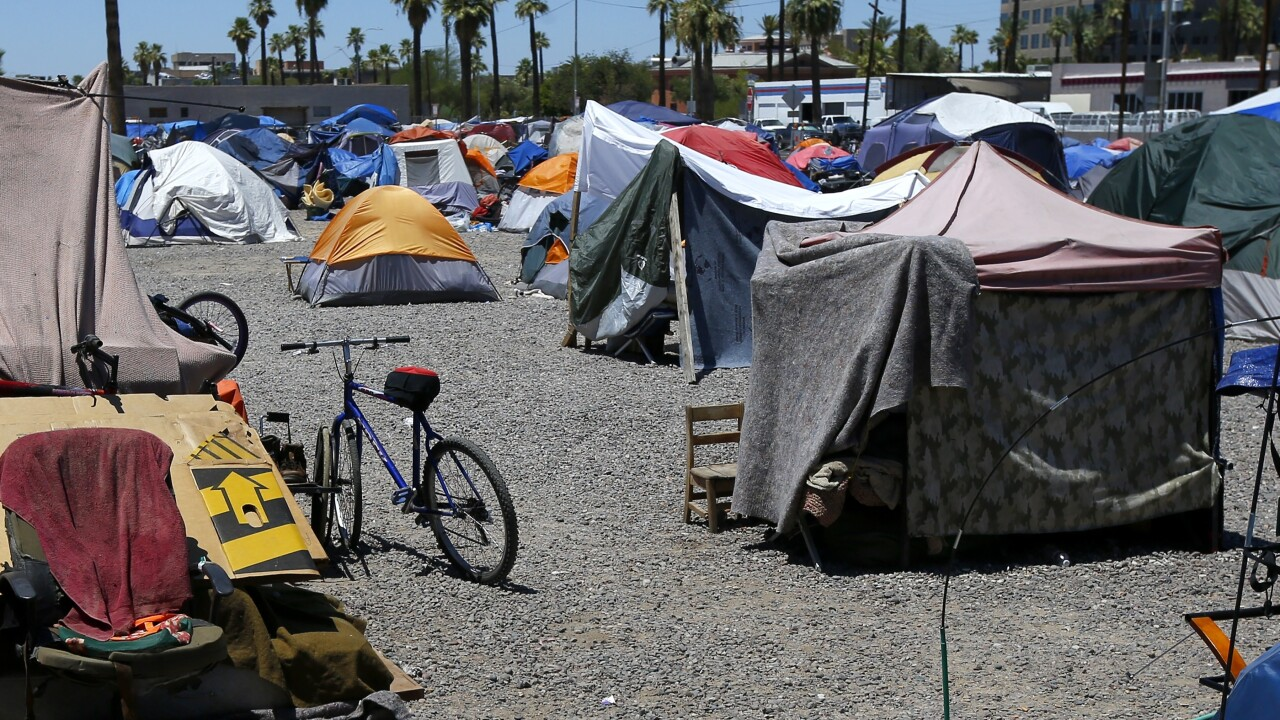 The City Council has approved another 275 beds for Arizona's largest shelter for homeless people. 