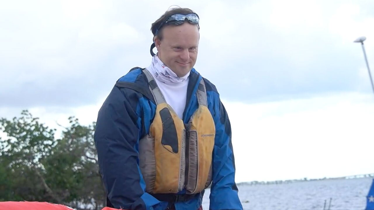 Andy, Success Sailing participant in Martin County