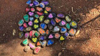 1 October rocks healing garden 2019.jfif