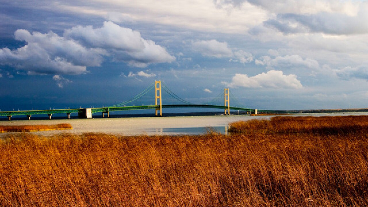 Everything you need to know about the 2018 Mackinac Bridge walk