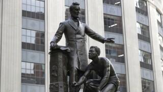 Racial Injustice Emancipation Statue