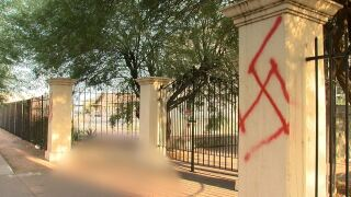 Racial slurs, swastikas spray-painted on Washington Carver Museum and Cultural Center