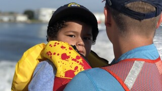 Community, law enforcement agencies grant dream to South Florida boy battling cancer