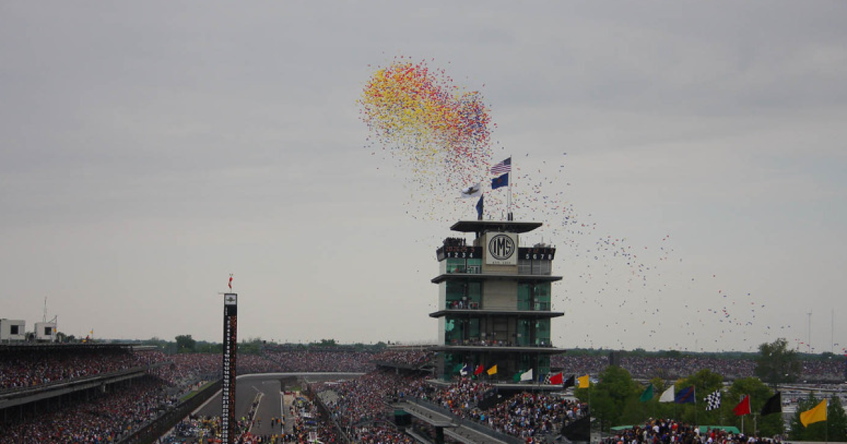 Florida non-profit works to end Indy 500 balloon release